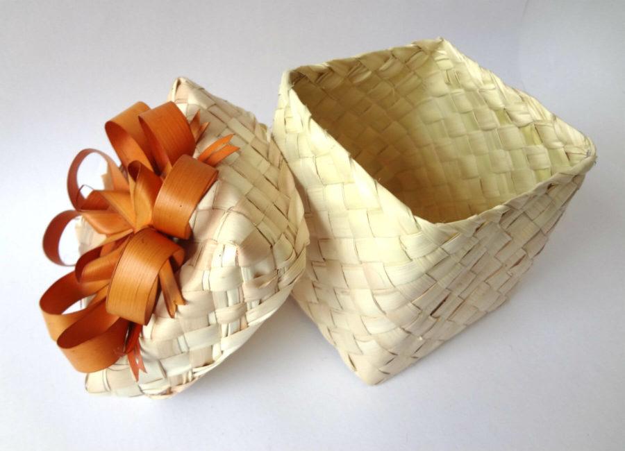 Casa mexico boutique caja palma regalo crudo abierto1 - Compro vendo regalo la palma ...
